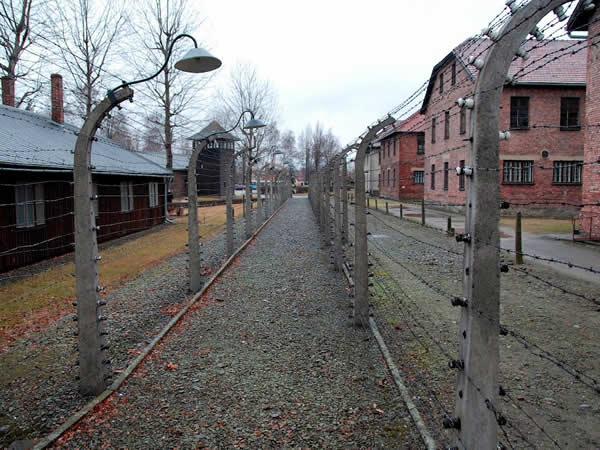 campo de concentración de auschwitz - birkenau